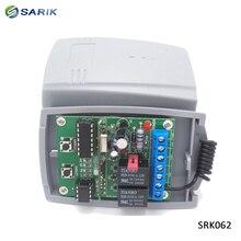 433 433mhz のユニバーサル受信機互換 DOORHAN 来た DITECE ガレージドアゲートリモコン 12 V/24 V AC/ DC