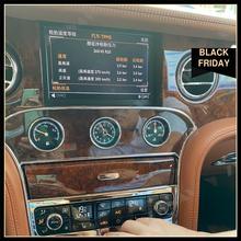 12,1% 27% 27 Android 10 Для Bentley Mulsanne 2012 - 2019 Tesla IPS Экран DSP Автомобиль Мультимедиа Плеер GPS Navi Radio Stereo Head Unit
