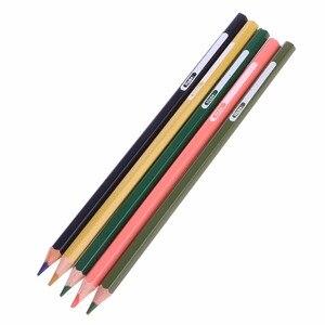 Image 4 - 72 Pcs Faber Castell עפרונות צבעוניים לפיס דה Cor אנשי מקצוע אמן ציור שמן צבע עיפרון סיטונאי