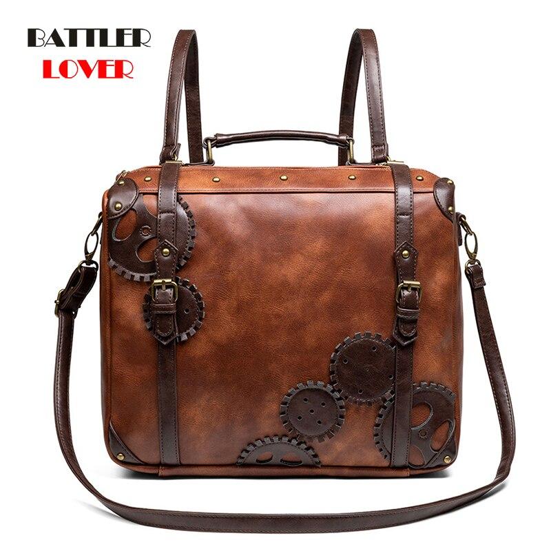 Men Briefcase Bag High Quality Business Famous Brand Genuine Leather Shoulder Messenger Bags Office Handbag 15.6 Inch Laptop