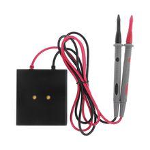 DC 5-1000V 5W Sparkpen батарея, конденсатор разрядная ручка+ светодиодный свет 4RD ручка защита от разрядки