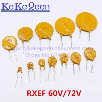 цена на JK60 Resettable Fuse PTC RXEF005 RXEF010 RXEF020 RXEF025 RXEF030 RXEF040 RXEF050 RXEF075 RXEF090 110 135 200 250 300 375 400 500