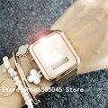 2020, женские часы, розовое золото, Montre Femme, женские часы с сетчатым ремешком, модные relojes para mujer, Роскошные наручные часы, reloj mujer