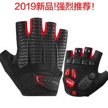 High quality skiing Cycling Gloves Half Finger mens sport gloves horse riding bike gloves Non-slip Fitness gloves bicycle gloves cheap Gel Liquid Silicone Universal Washable Gloves Mittens