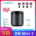Broadlink Originele Rm Mini 3 Wifi + Ir Smart Home App Afstandsbediening Voor Alexa Google Home Ifttt Met Uk au Us Eu Adapter SP3 Plug