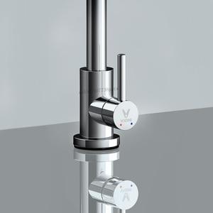 Image 3 - Youpin VIOMI Faucet Kitchen Hot and Cold Dual Control Water Saving Aerator Universal Tube 360 Free Rotation