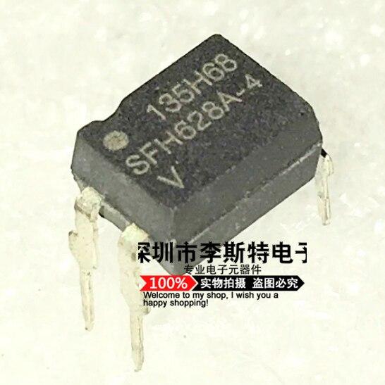 10pcs  SFH628A-4 DIP-4