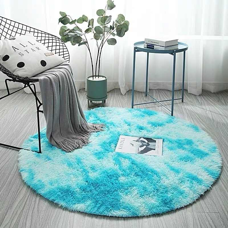 Carpets For Living Room Decor Faux Fur