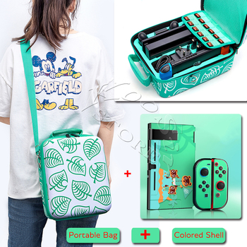 Nintend Switch Luxury Bag Colorful Protective Carrying Portable Cute Case for Nintendo Switch Nintendoswitch Games Accessories 1