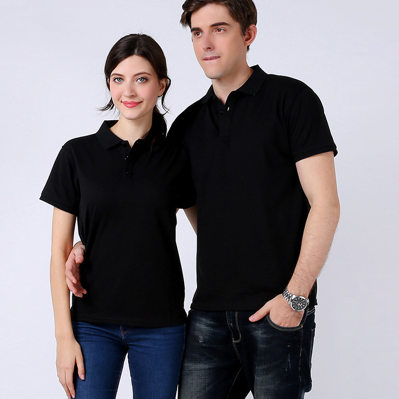 Summer Polo Brand Clothing Cotton Short Sleeve Polo Top Bottom Turn Down Collar Tops Stripe Polo Shirts For Men And Women