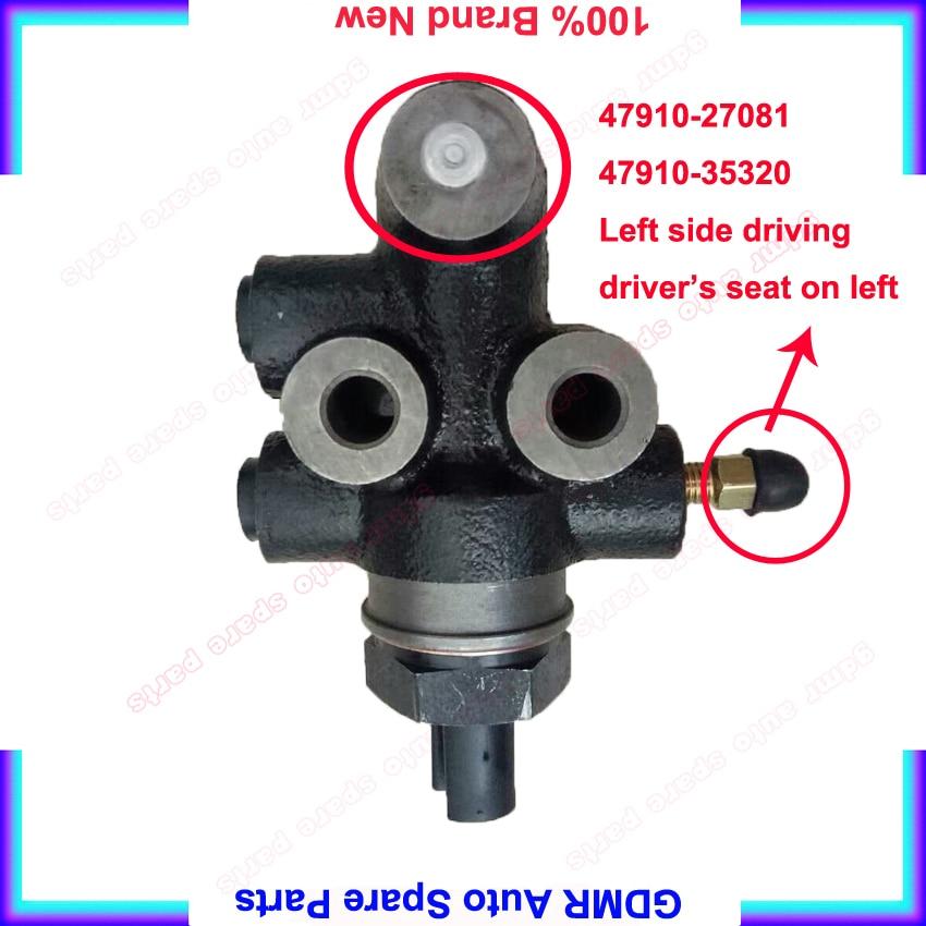47910-27081 47910-35320 LOAD SENSING PROPORTIONING VALVE ASSY for Toyota LAND CRUISER BUNDERA HZJ70 HZJ75 3.4D 1984-1996(China)