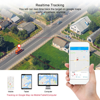 gps tracker Anti theft car gps tracker Locator Tracker for Anti lost old people children and pet