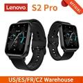 Lenovo S2 Pro Smart Band Bracelet Sport Smart Watch Wrist Thermometer Heart Rate Sleep Monitoring Wristband IP67 Waterproof