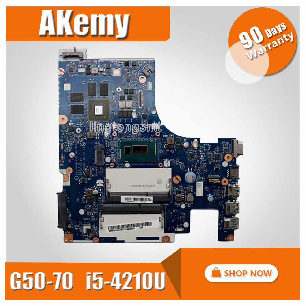 asus a54h оперативная память - G50-70M For Lenovo G50-70 Z50-70 i5 motherboard ACLUA/ACLUB NM-A273 Rev1.0 with GT840M graphics card Test