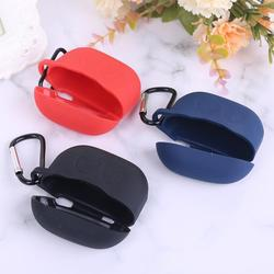 OOTDTY Anti-fall Silicone Earphone Case Protective Cover Shell for JBL Tune T120TWS