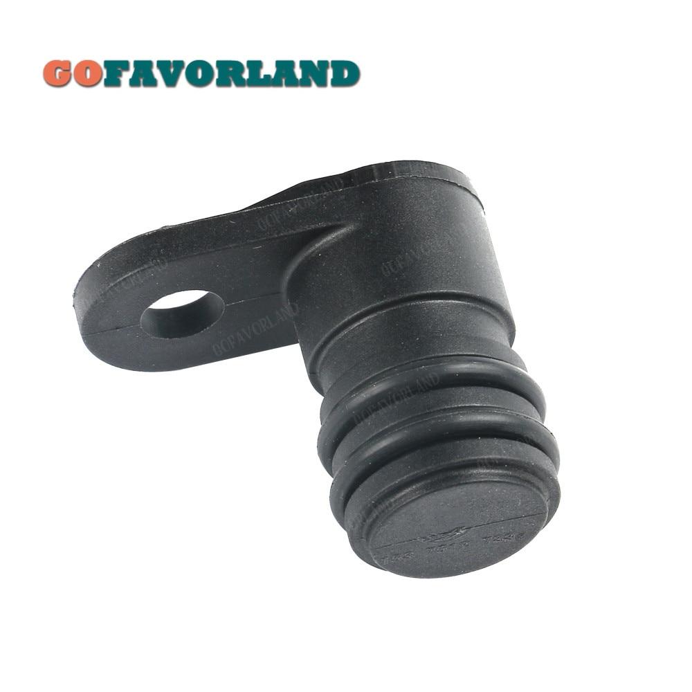 Engine Coolant Sealing Blind Plug 11537519733 For BMW E60 M54 525i 2004-2005 528i 2008-2010 530i 2004-2009 528xi 2008 530xi