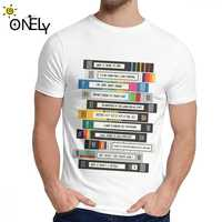 Unisex T Shirt Brooklyn Nine Nine Sex Tapes Good Cotton Picture Custom Round Collar Retro Short Sleeve