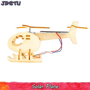 Solar helicopter Model Kits To