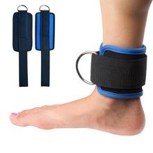 TWO NOT ONE Ankle Straps for Cable Machines Leg Gym Exercise - Butt, Hip, Ab Workout