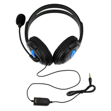 Headphones with Microphone Stereo Wired Headsets Gaming Earphones for PS4