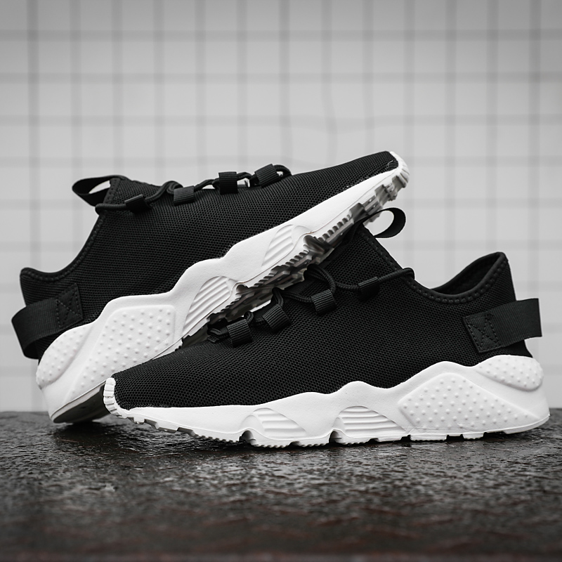 BIGFIRSE Men Casual Shoes Trend Sneaker 2020 Brand Men Fashion Sneaker Zapatos Mujer Breathable New Fashion Men Casual Sneakers