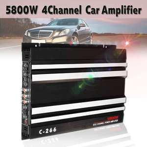 Audew 5800W Aluminum Alloy Car