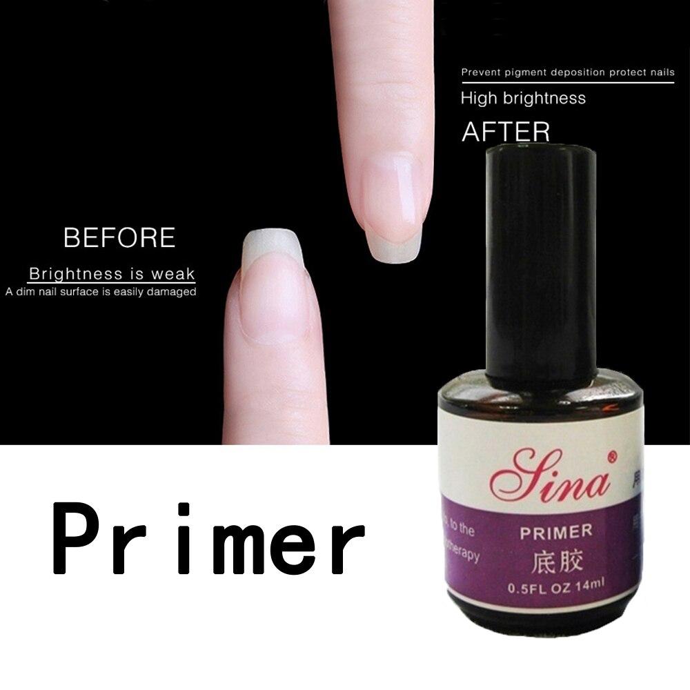 2 шт стойкий лак для ногтей УФ-гель-праймер Гель-лак для ногтей Базовое покрытие верхнее покрытие прозрачный гель для ногтей