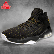 PEAK Cushioning Basketball Shoes Men Profession Basketball Sneakers Non-slip Wearable Outdoor Athletic Sport Shoes Footwear