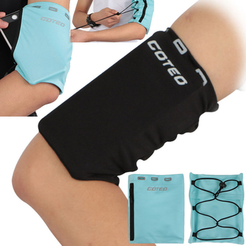 Small Pocket Sports Running Arm Band Bag Case Phone Wallet Holder Outdoor Pouch On Hand Gym Cover For IPhone 11 Xiaomi 6.5