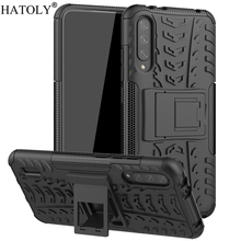 For Xiaomi Mi CC9E Case Heavy Duty Armor Hard Rubber PC Back Phone Cover for Protective