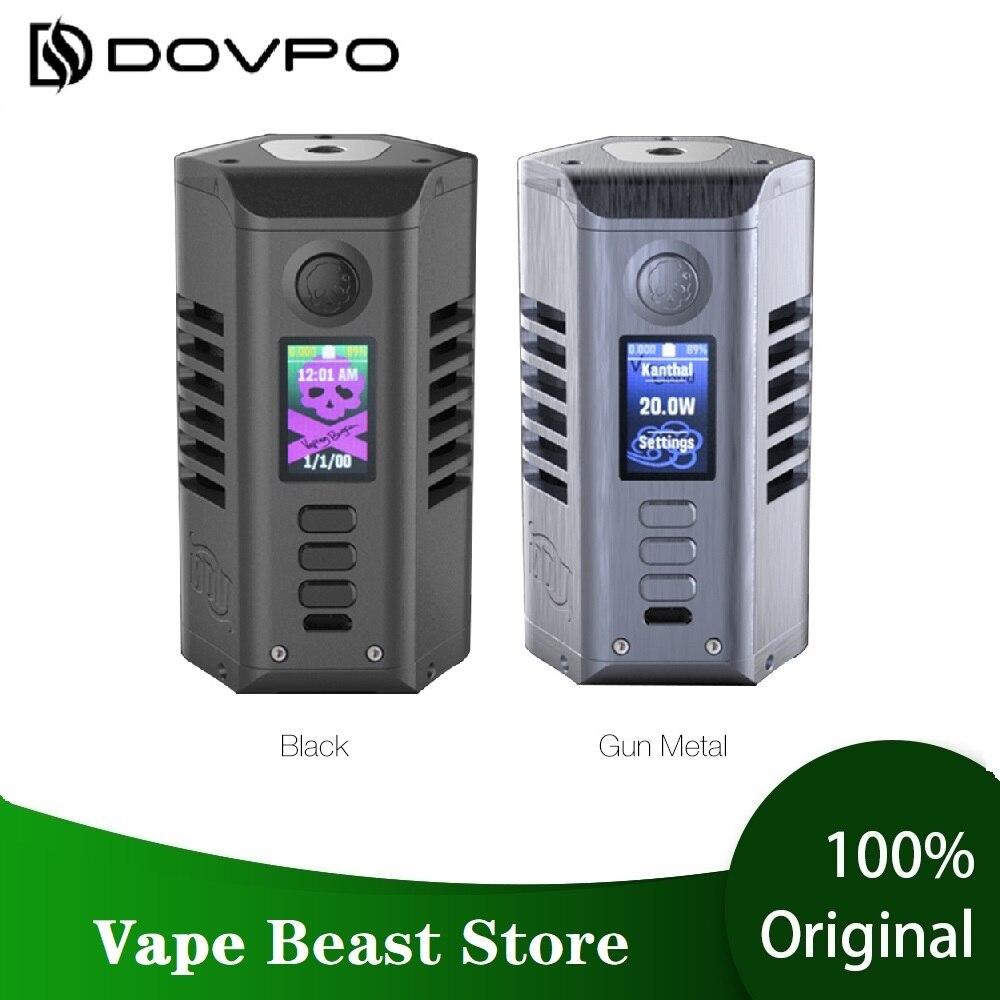 Nuevo cigarrillo electrónico Dovpo Odin DNA250C caja Mod alimentado por Dual 21700 batería 510 hilo E cig caja Vape ADN vs Gen Mod on AliExpress