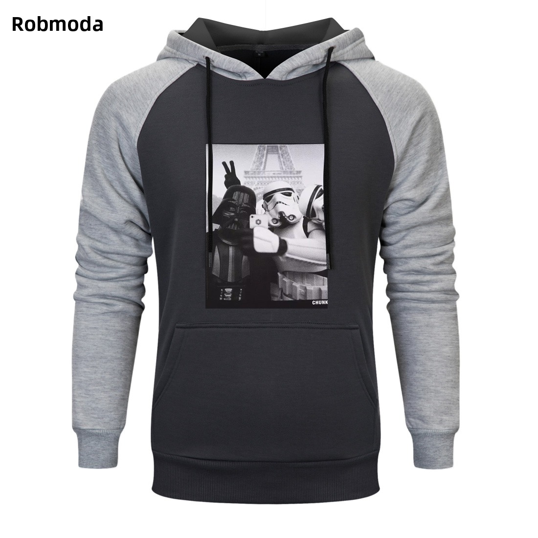 Spring Autumn Hoodies For Men 2019 New Casual Long Sleeve Rgalan Sweatshirt STAR WARS Harajuku Pullovers Hoody Kpop Sweatshirts in Hoodies amp Sweatshirts from Men 39 s Clothing