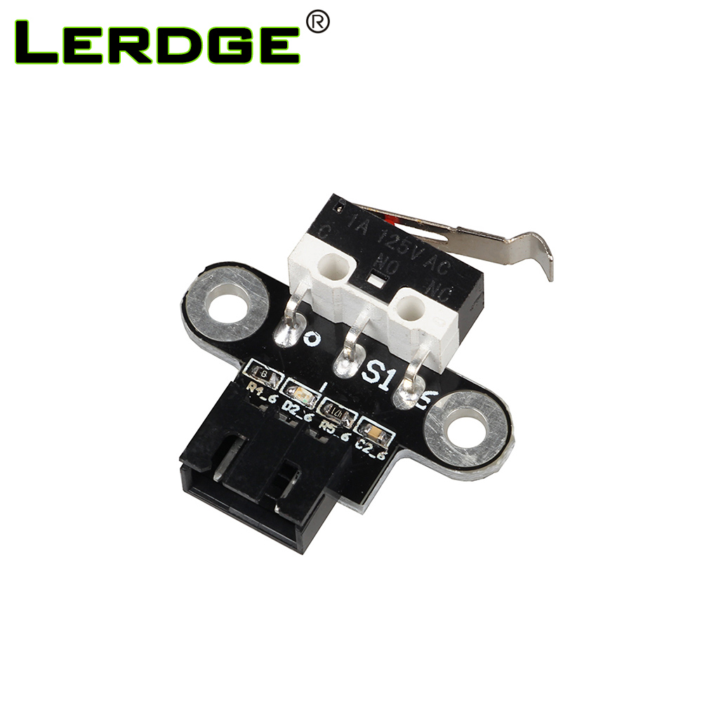 LERDGE 3D Printer Parts Mechanical Endstop Limit Switch Module Endstop Switch Horizontal Type For Reprap Ramps1.4 DIY