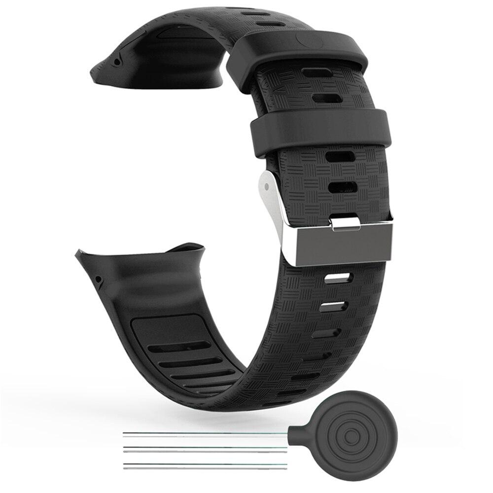 Pulseira de silicone banda de pulso para