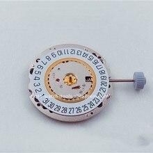 Reloj de cuarzo para reparación de movimiento, nuevo, sin batería, con calendario, 705, envío gratis