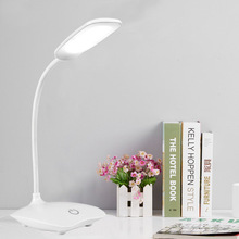 Desk-Lamp Table-Light Touch-Dimming Dimmable-Touch Foldable 6000K DC5V LED Usb-Powered