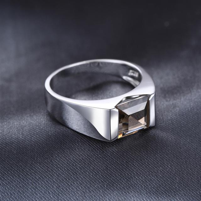 Smoky Quartz Ring