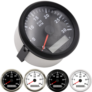 85mm 0-3000 RPM White Electric