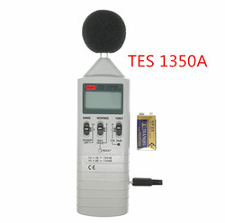 TES-1350A/ TES1350A poziom dźwięku decybeli poziom dźwięku miernik precyzyjny poziom dźwięku (35-130dB) Noisemeter