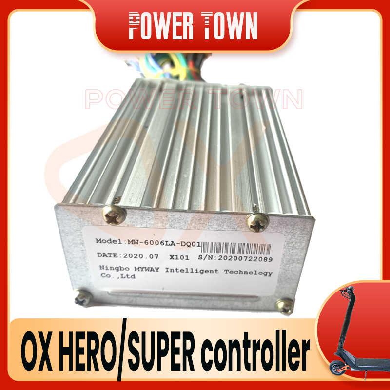 Оригинальные аксессуары для электрического скутера Oxo Ox, контроллер OX X101 для HERO SUPER 60 в