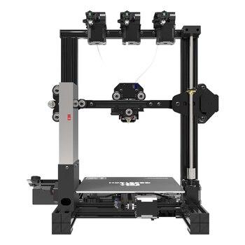 Imprimante 3D Geeetech A10T 3 En 1 Mise à Niveau De Propriété Mixte GT2560 V4.0 Carte De Contrôle Open Source 220x220x250mm LCD2004 FDM CE