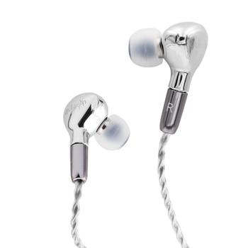 URBANFUN YBF-ISS014 10mm Beryllium Diaphragm Dynamic Driver  in-Ear Earphone IEM with Detachable MMCX Cable newest yinyoo hq6 6ba in ear earphone custom made balanced armature around ear earphone with mmcx plug earphone
