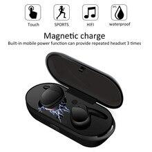 = TWS Bluetooth 5,0 Kopfhörer In-Ohr Drahtlose Kopfhörer Für Universal Handy IOS Android IP5 Wasserdichte Ohrhörer Dropship