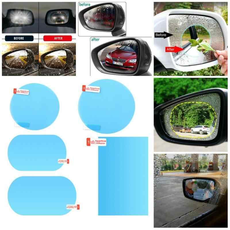 Film de rétroviseur anti-buée Film protecteur étanche anti-buée pour voiture Suv