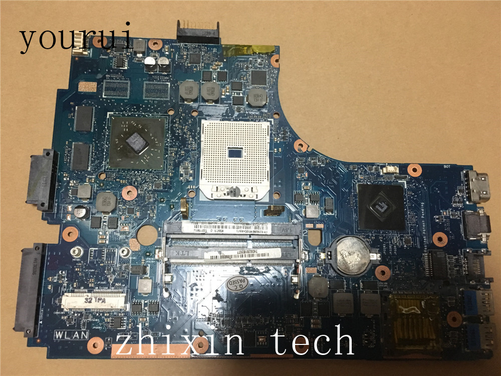 Yourui High Quality For Asus K55de K55dr Laptop Motherboard Rev 2 0 Ddr3 Test Work Perfect Laptop Motherboard Aliexpress