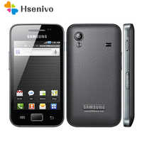 Hot sale~S5830 Samsung Galaxy Ace S5830 Original Unlocked S5830i Android 3.5'' 5MP WIFI GPS Unlocked Mobile Phone Free Shipping
