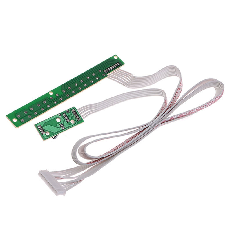 7 Universal Keyboard SKR.03 8503.03 IR to LCD TV Card 3663 Compliance QT526C