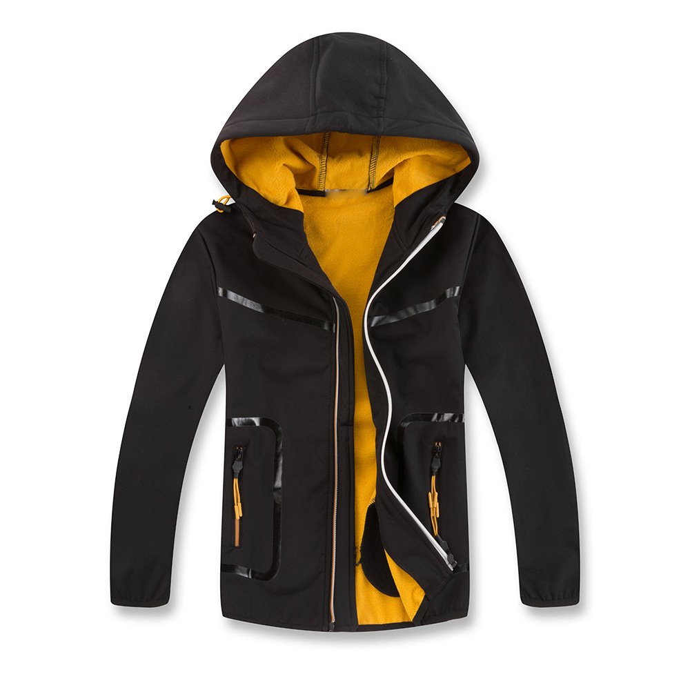 Ветрозащитная водонепроницаемая куртка для маленьких мальчиков и девочек на весну и осень, верхняя одежда из мягкой ткани, штормовка|Куртки и пальто| | АлиЭкспресс