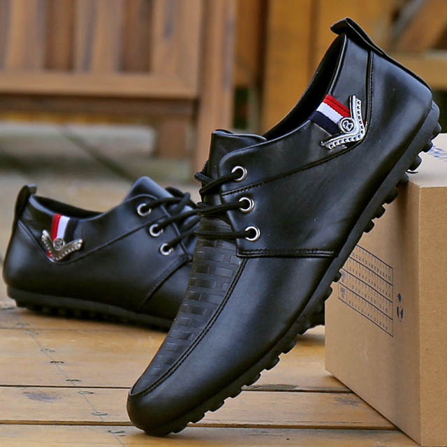 Flats Male Driving Shoes 4