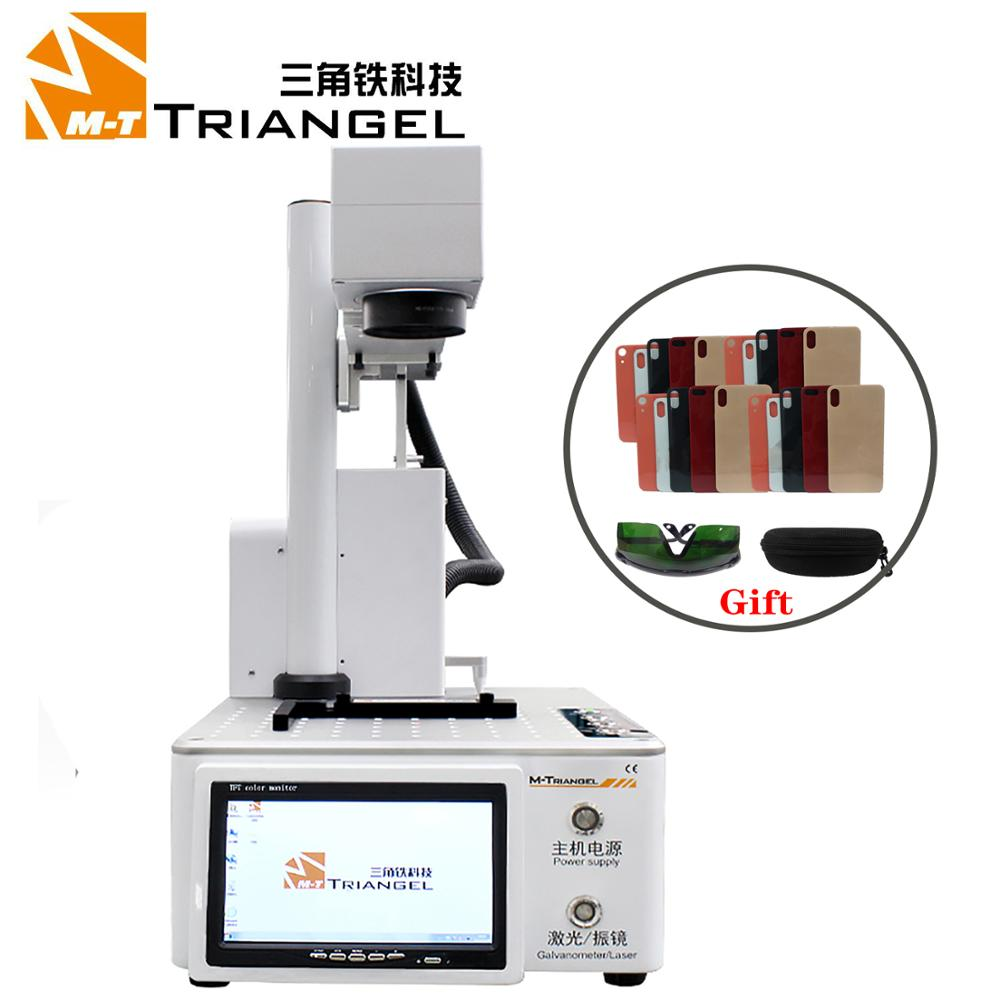 Laser Cutting Machine For IPhone XS XSMAX X 8P 8 Back Glass Remover LCD Frame Repair Laser Separating Machine Touch Screen Cut